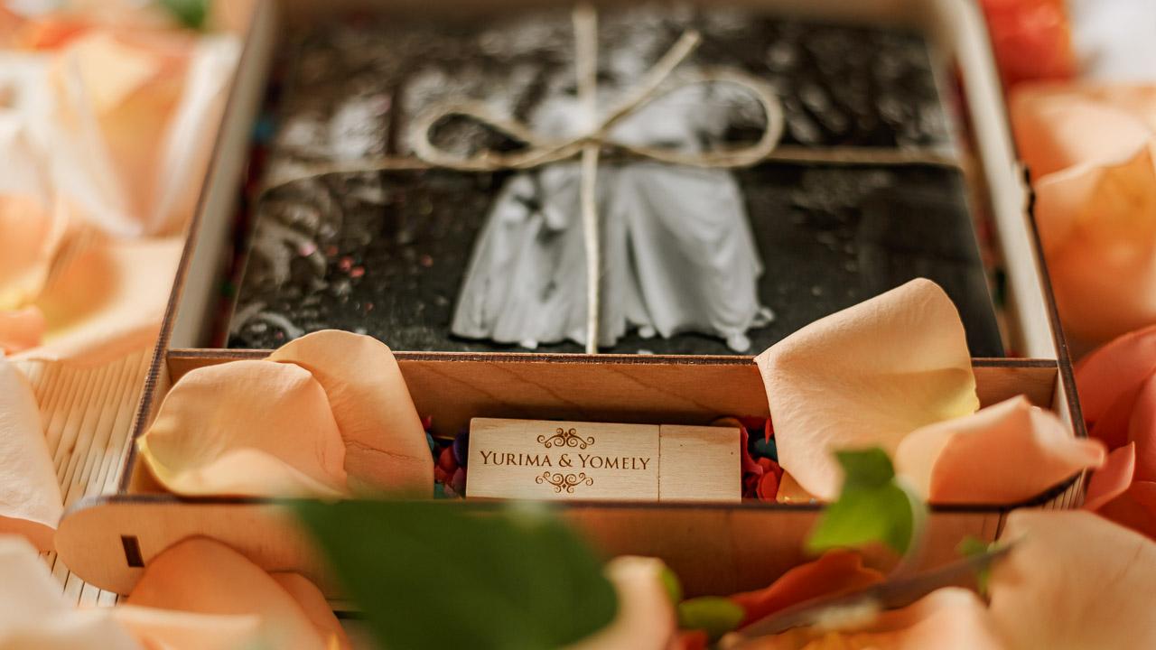 fotografo de boda en tenerife cajas de fotos